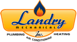 Website for Landry Mechanical, Inc.