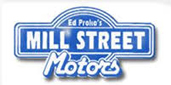 Website for Mill Street Motors