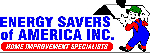 Website for Energy Savers of America, Inc.