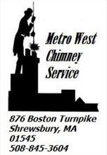 Website for Metro West Chimney Services Corp.