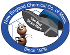 Website for New England Chemical Co., Exterminators