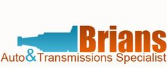 Website for Brian's Auto Transmissions