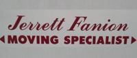 Website for Jerrett Fanion Moving Specialist
