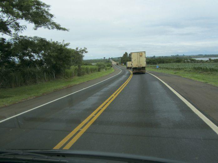 Caminhões estão fora da lista dos principais causadores de acidentes