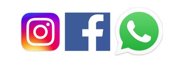Tenha perfis nas redes sociais