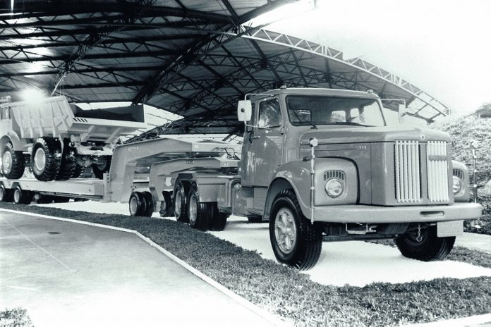 7 caminhões que marcaram época no Brasil