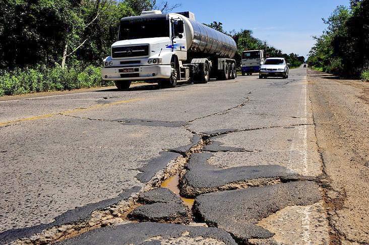 Piora situação das rodovias brasileiras