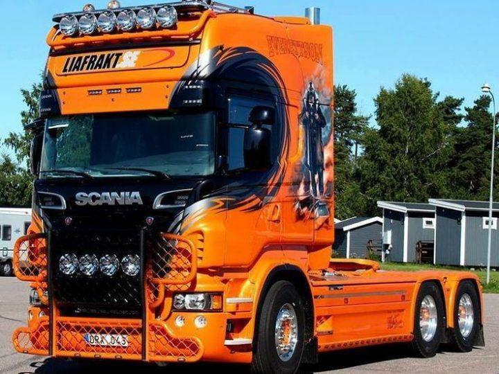 Personalizar seu caminhão: Aprenda como.