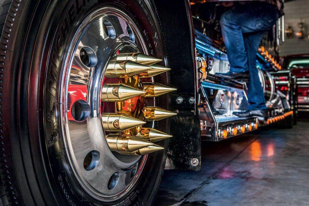 Rodas personalizadas