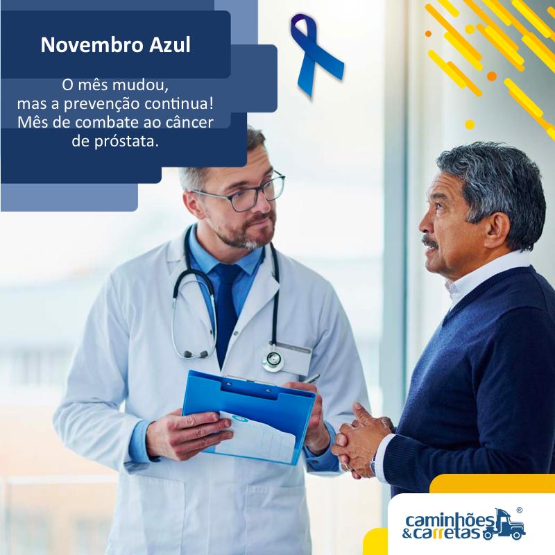 Conheça os principais sintomas do câncer de próstata