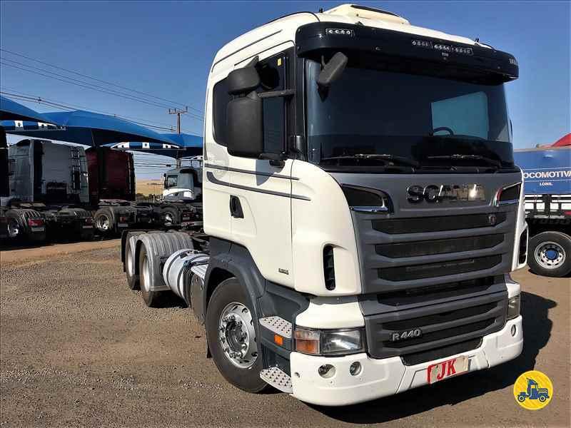 Caminhões mais valorizados Scania/R440