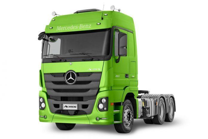 Mercedes-Benz/Actros 2651