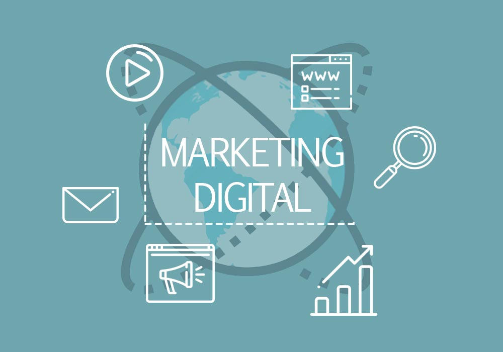 Invista em marketing digital