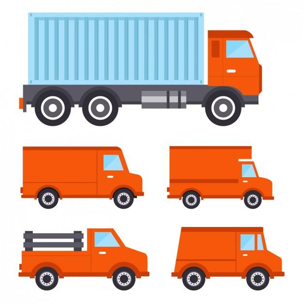 Compra dos caminhões