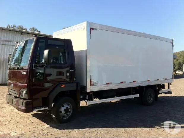 A carroceria certa para o transporte de alimentos perecíveis