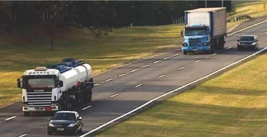 5 dicas para fazer uma viagem de caminhão segura