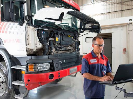 Troca do motor de caminhão: Como identificar?