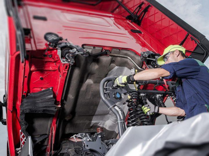 Manutenção preventiva para caminhão: Como fazer