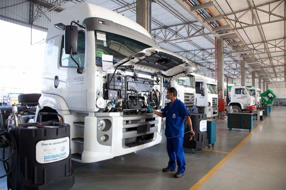7 pontos para levar em conta na manutenção preventiva para caminhão