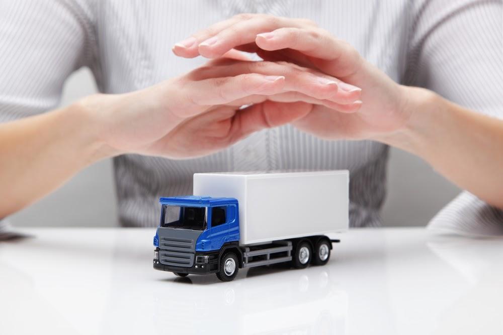 Coberturas de seguro de caminhão