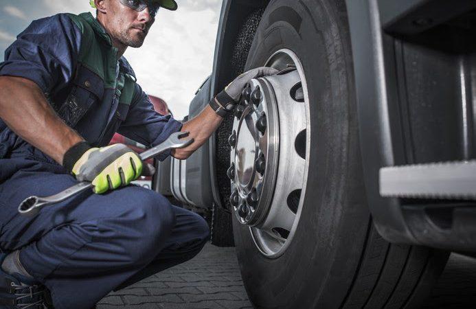 Como realizar o rodízio de pneus para caminhão