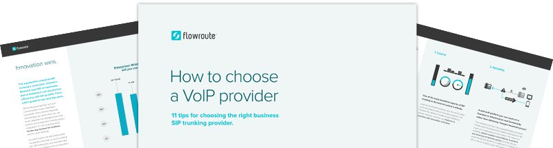 Learn how to get your SIP trunking provider right the first time.