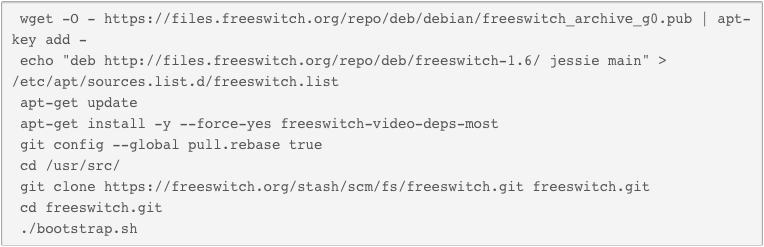 Flowroute SMS in FreeSwitch | Flowroute Blog