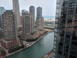 Chicago River at ClueCon