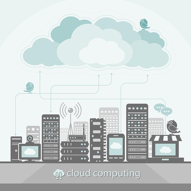 tecnologia nuvem