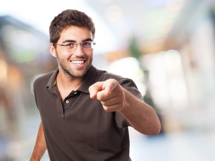 Linguagem corporal: no desempenho da sua video-aula