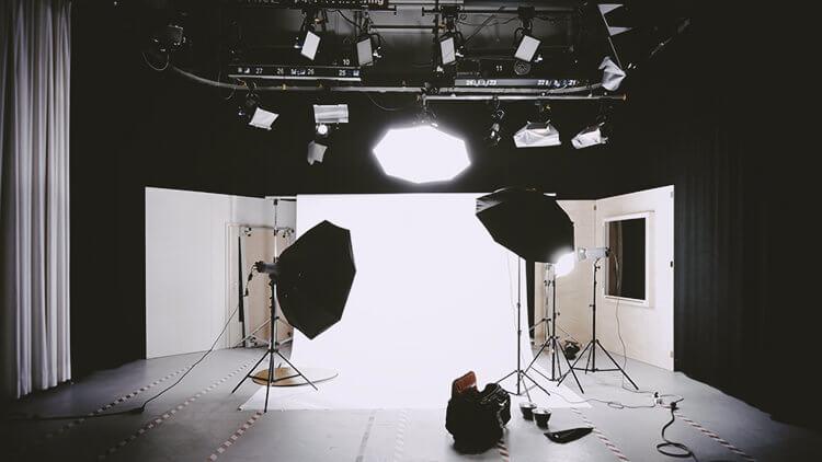 como fazer Iluminação para vídeos