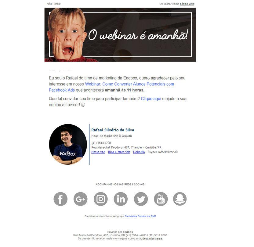 E-mail Marketing EADSUMMIT