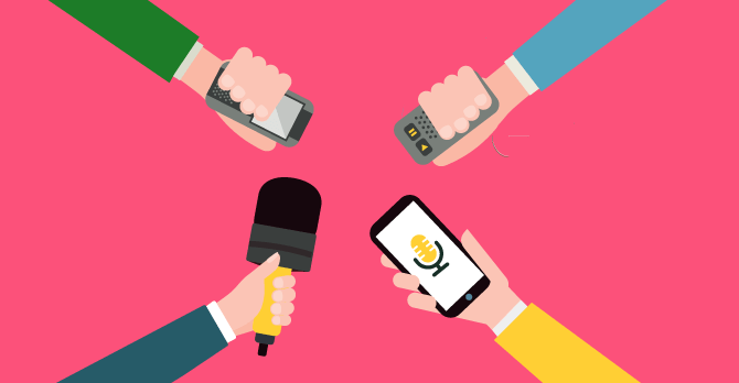 Gravador de voz online
