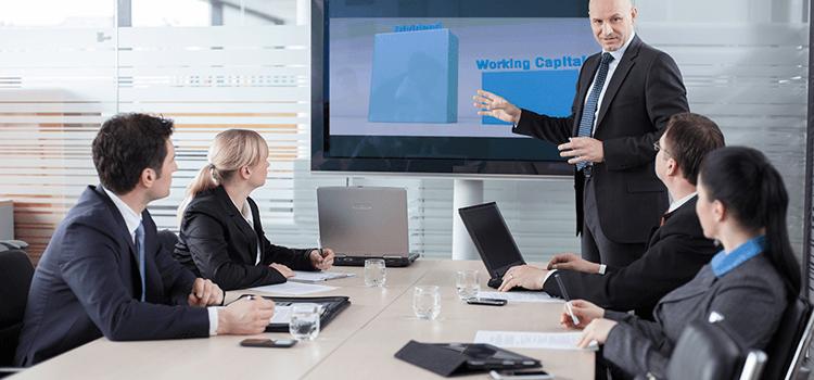 treinamento para funcionários