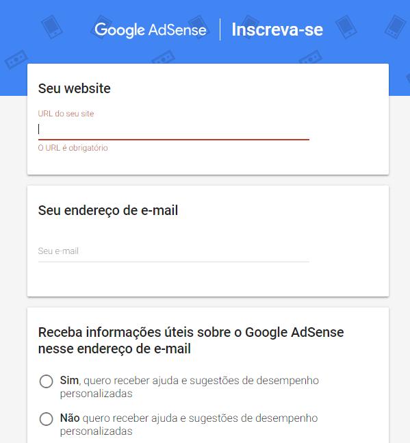 Como funciona o Google Adsense