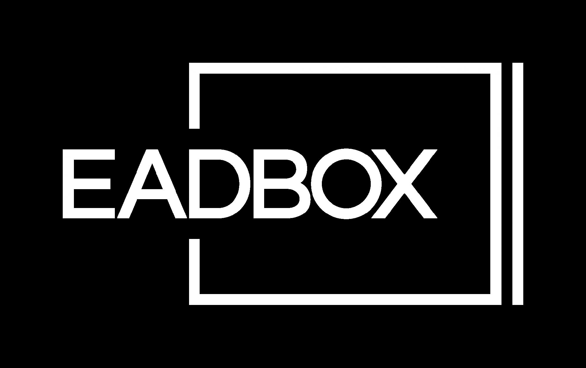 logo branca eadbox