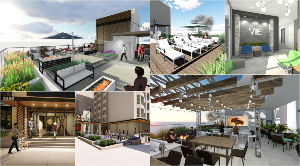 VIE Apartments - St-Mathieu - Your New Home in Montreal - Collage