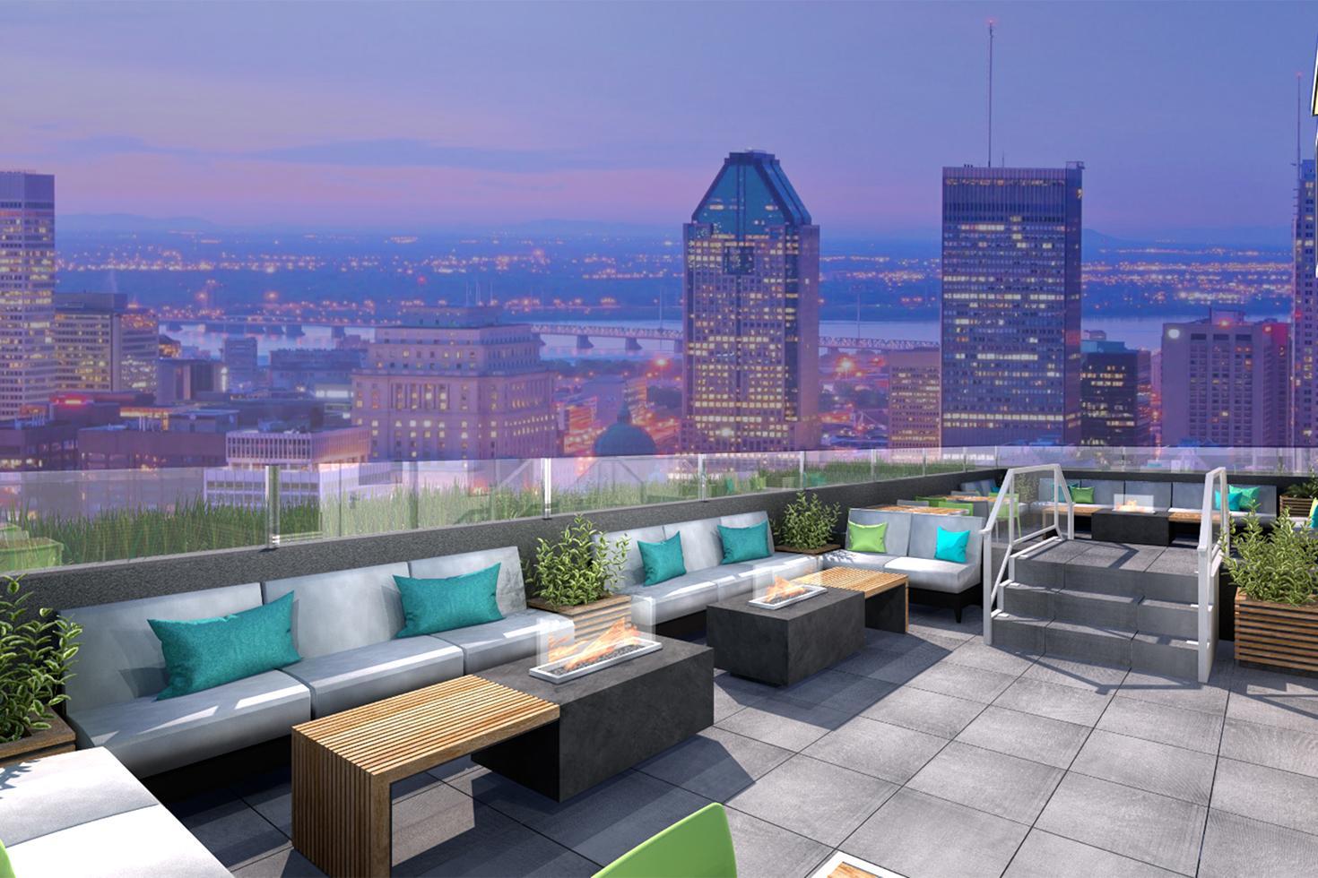 2121 Saint-Mathieu - Top Floor Rooftop WEB