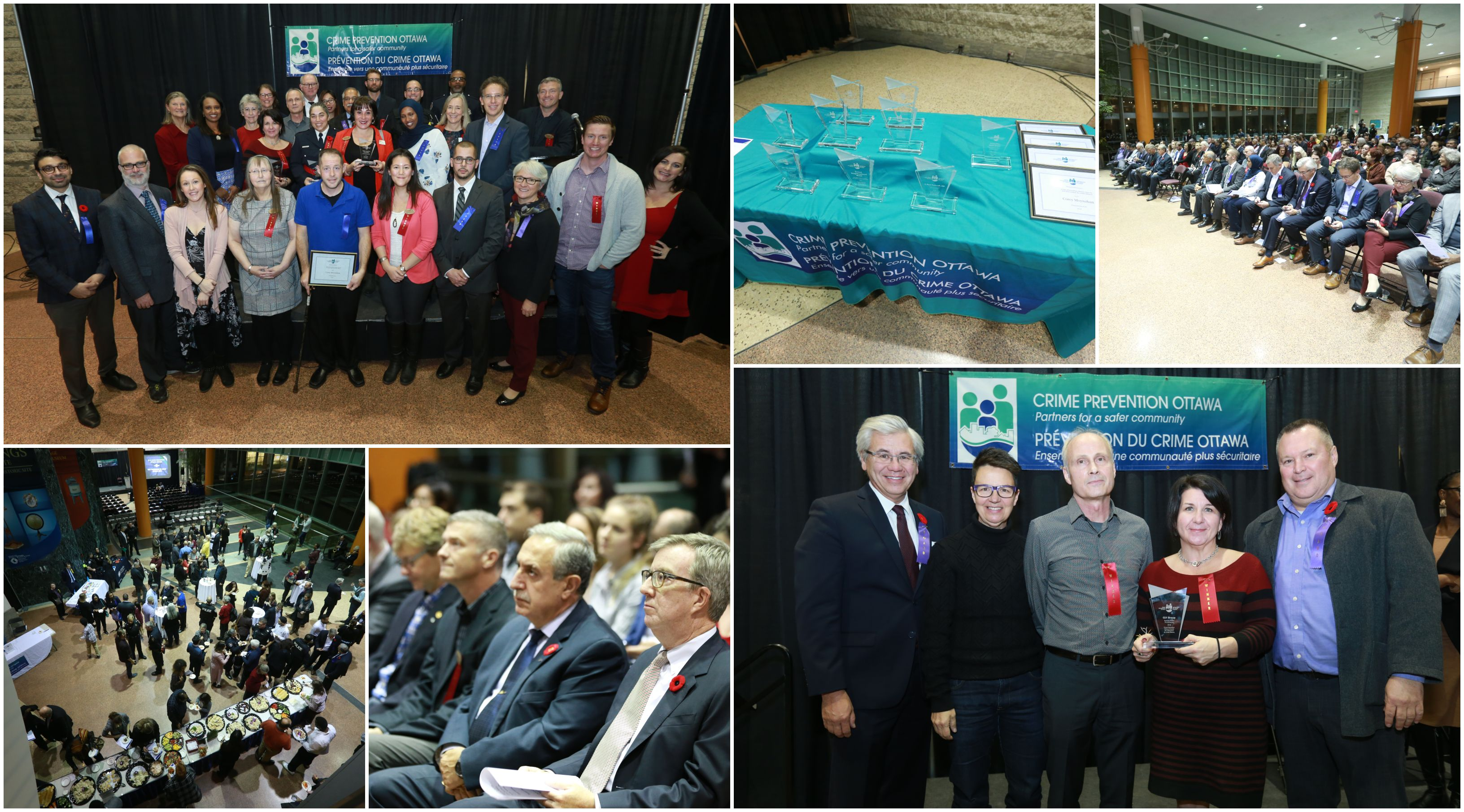 crime prevention ottawa awards photos - Working Collectively to Construct Higher Communities