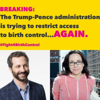 A Benefit for Planned Parenthood w/ Janeane Garofalo & More!