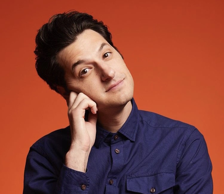 Ben Schwartz. Friends. Improv.