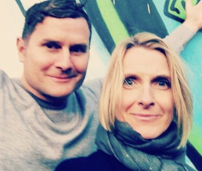 Rob Bell and Elizabeth Gilbert