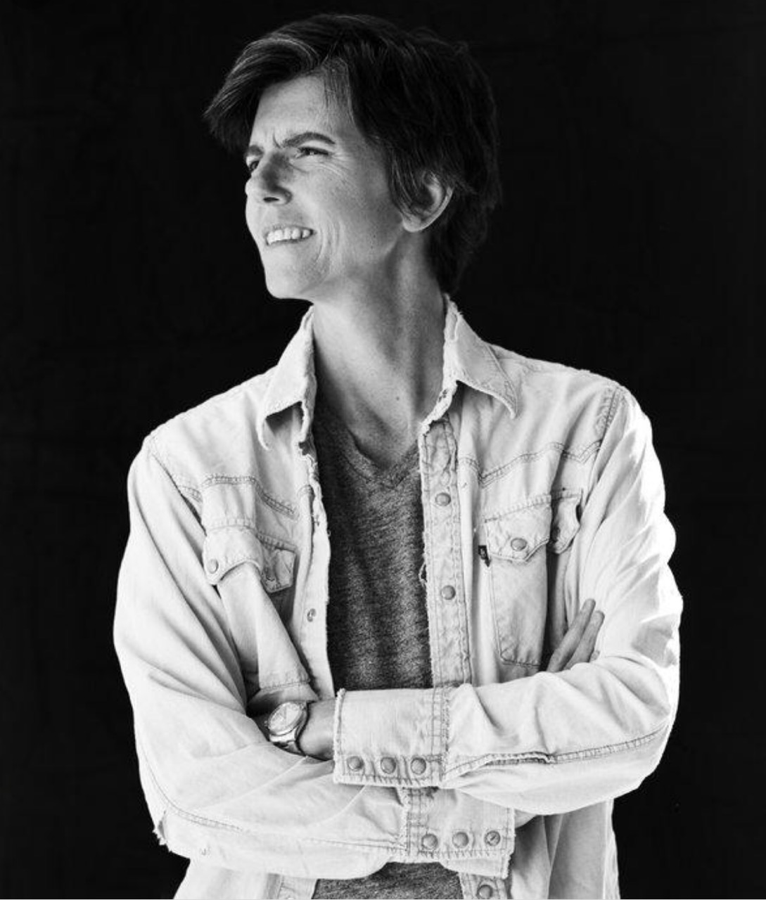 "Tig Notaro's ""Tell Me Everything"" with guest Cheryl Hines"