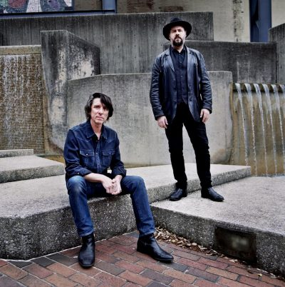Dimmer Twins: Patterson Hood & Mike Cooley Drive-By Truckers