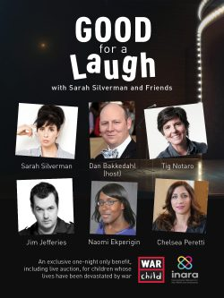 Good for a Laugh with Sarah Silverman and Friends
