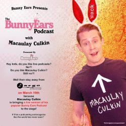 The Bunny Ears Podcast with Macaulay Culkin