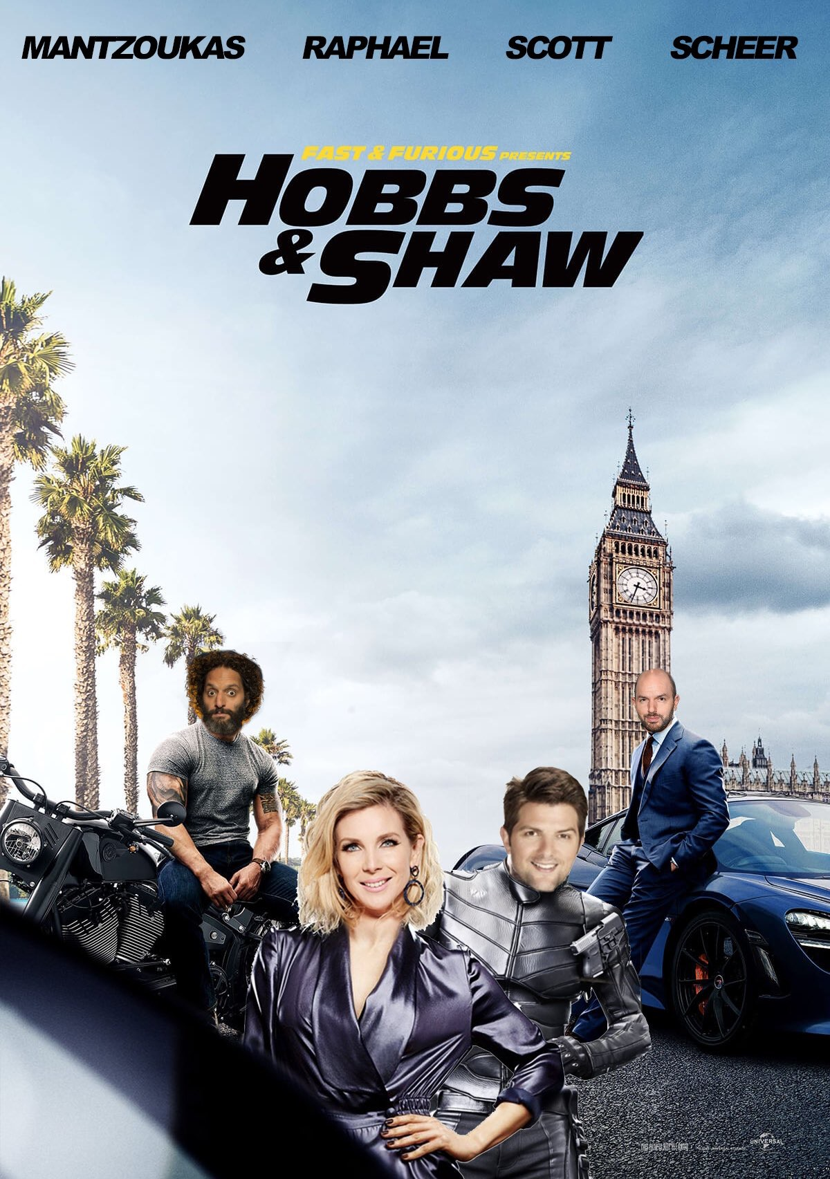 """Paul Scheer's """"How Did This Get Made?"""""""