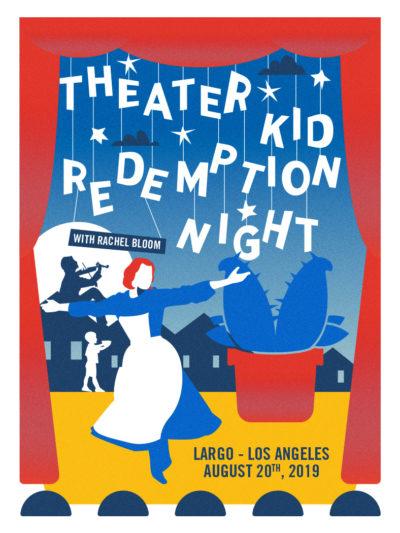 Theater Kid Redemption Night with Rachel Bloom