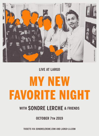 My New Favorite Night with Sondre Lerche & Friends