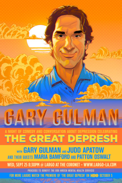 The Great Depresh with Gary Gulman and Judd Apatow